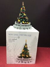 Dept 56 New England Village, New England Town Tree #4044831 Nib