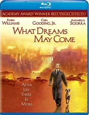 What Dreams May Come Blu-ray Robin Williams New