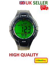Brand New Fastime SW6R Sports Wrist Watch / Stopwatch Jumbo Digits - UK SELLER