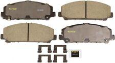 Disc Brake Pad Set-Total Solution Ceramic Brake Pads Front Monroe CX1286