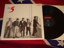 De5-Same LP AOR 198? Drive Records
