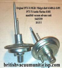 Lucas MGB Midget 1973-74 54425359 Distributor Vacuum Unit