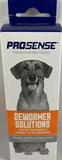 Pro-Sense Roundworm De-Wormer Liquid 4oz For Dogs FREE SHIPPING