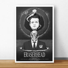 Eraserhead (1977) | Limited Edition 24x36 Movie Poster | Giclee Art Print