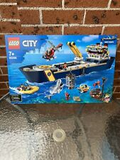 Brand New LEGO 60266 City Ocean Exploration Ship