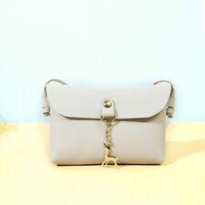 Women Envelope Laux Leather Shoulder Handbag Clutch Wedding Party Banquet Bag