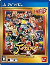Used PS Vita J Stars Victory Vs Anison Sound Edition Japan Import Free Shipping