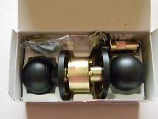 USCAN Grade 2 Storeroom Lockset -Oil Rubbed Bronze 613