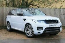 Range Rover Sport White Land Rover & Range Rover Cars