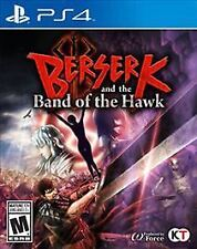 Berserk and the Band of the Hawk PS4 NEW FREE SHIPPING