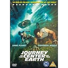 Journey To The Center Of The Earth 3D DVD