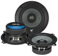 "HIFONICS ZSW-5 ZEUS Midbass 13 cm (5.25"") Kickbass-Lautsprecher 1 Paar 160 Watt"