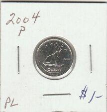 Canada 2004P 10 Cents PL