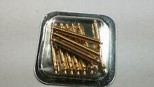 Cartier Panthere MM spring bar gold, set of 10, NOS, Sealed, special spring bars