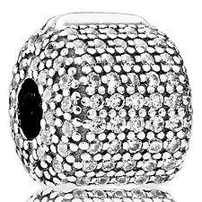 PANDORA Charm Clip Element 791873 CZ Silber Bead