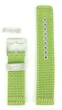 Diesel DZ2051 Green Nylon Watch Band 22mm Original NEW STRAP DZ 2051 Textile