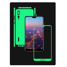 Glow in Dark Skin Protector,Full Body Vinyl Decal Case Wrap, for Huawei P20 Pro