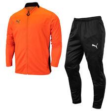 Puma ftblPlay Full-Zip Tracksuits Sets Training Suit Fleece Athletic 65681820