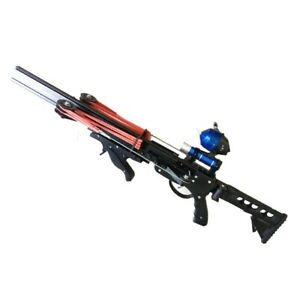 Fire Dragon G5 Semi Automatic Slingshot Hunting Fishing Crossbow Shooting