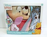 Disney Baby Winnie the Pooh Tummy Play Time Mat Set