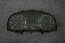 VW Caddy Touran 1T Kombiinstrument 1T0920874A Tacho Diesel instrument cluster