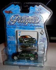 2004 Maisto Playerz Luxury Die Cast Collection 2005 Chrysler 300C Hemi Green