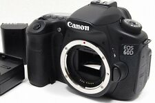 [Ex+++] Canon EOS 60D 18.0 MP DSLR Digital SLR Camera Body from Japan