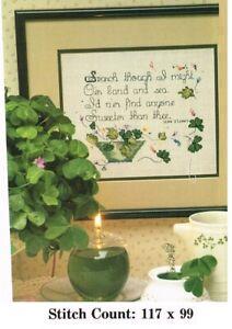 AN IRISH BLESSING  CROSS STITCH  PATTERN ONLY -   3AM