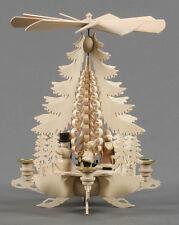 Pyramide mit Weihnachtsfiguren Erzgebirge