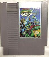 Teenage Mutant Ninja Turtles III: The Manhattan Project (Nintendo NES) Cart Only