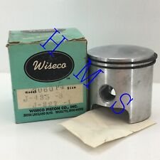 JLO ROCKWELL L 227 & L 230 4th LR440/2 8th OVERSIZE WISECO PISTON W RINGS 2060P4