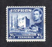 Cyprus - SG# 156 MH    /     Lot 1220211