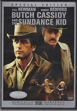 Butch Cassidy and the Sundance Kid Special Edition Paul Newman Robert Redford