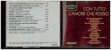 CD - 2141 - CON TUTTO L'AMORE CHE POSSO