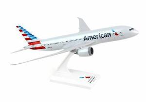 SKYMARKS AMERICAN 787-8 1/200 AIRCRAFT MODEL | SKR827