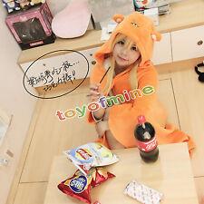 Anime Himouto! Umaru-chan cosplay mantello con cappuccio flanella Blanket Quilt