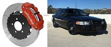 "Wilwood Front Big Brake kit,2003-2011 Ford Crown Victoria,13""Rotors,6 Piston"