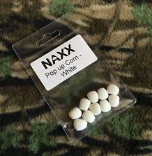 x10 Pop Up Corn White Imitation Floating Sweetcorn Fake Carp Fishing Bait