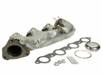 Left Exhaust Manifold For 2001-2015 Chevy Silverado 2500 HD 6.0L V8 2007 M633GP