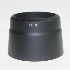 58mm ET-63 Objektiv Schirm Haube Schutz für Canon EF-S 55-250mm f / 4-5.6 IS STM