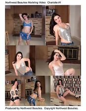 Northwest Beauties Modeling Video:  Charlotte #1