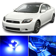 8 x Premium Blue LED Lights Interior Package Kit for Scion tC 2005-2007 + Tool