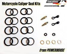 Kawasaki zzr1400 Zzr 1400 2012 Nissin Radial Freno Delantero Caliper Seal Kit de reparación