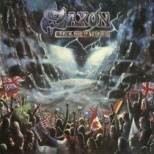SAXON, Rock the Nations, Excellent Import, Original recording remas