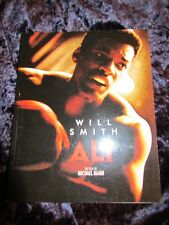 Ali - 54 page french press book - Will Smith, Muhammad Ali
