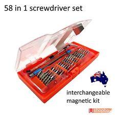 Repair Tools Precision Torque Magnetic 58 in 1 Screwdriver Set PC Laptop Phone