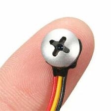 smallest lens HD 0.6cm 1000TVL Wired mini Screw security micro Video CAMERA CMA