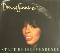 DONNA SUMMER : STATE OF INDEPENDENCE - [ CD MAXI ]