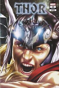 🚨🔨⚡️ THOR #12 MICO SUAYAN Exclusive Trade Dress Variant Silver Surfer NM