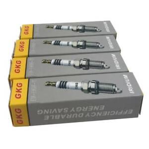 Spark Plugs Set BKR5ES11 X 4 for Hyundai Getz XL GL FX 02-05 TB 05-11 1.3L-1.6L